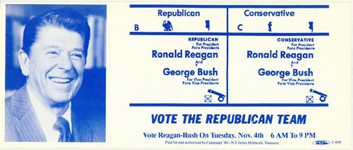Reagan 1980 Ad - ronald-reagan Photo
