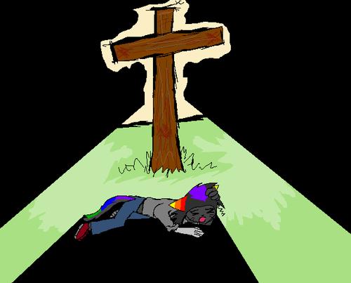 Redemption's colline