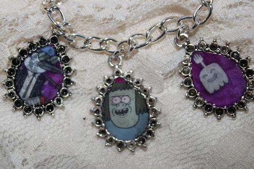 Regular প্রদর্শনী charm bracelet