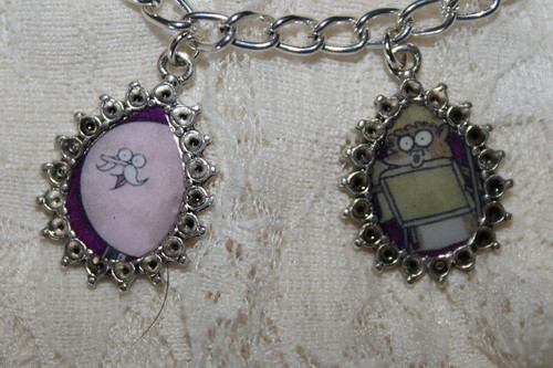 Regular Show charm bracelet - regular-show Fan Art