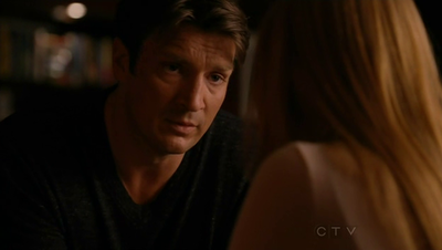 "Castle, Season 3, Episode 12, ""Poof! You're Dead"" - Richard"