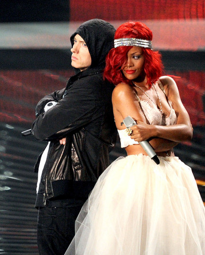 Rihanna, Eminem - eminem Photo