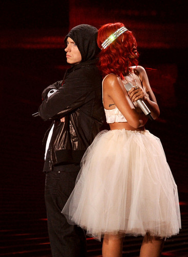 Rihanna, Eminem
