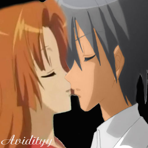Rihito x Seira baciare