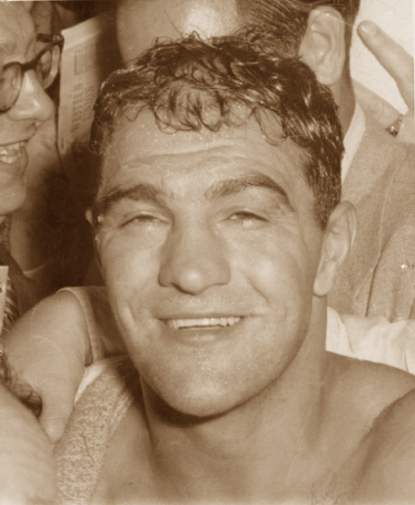 Celebrities who died young Rocky Marciano - Rocco Francis Marchegiano