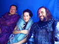 Rory McCann- Game of Thrones- Season 2- BTS Photo - sandor-clegane photo