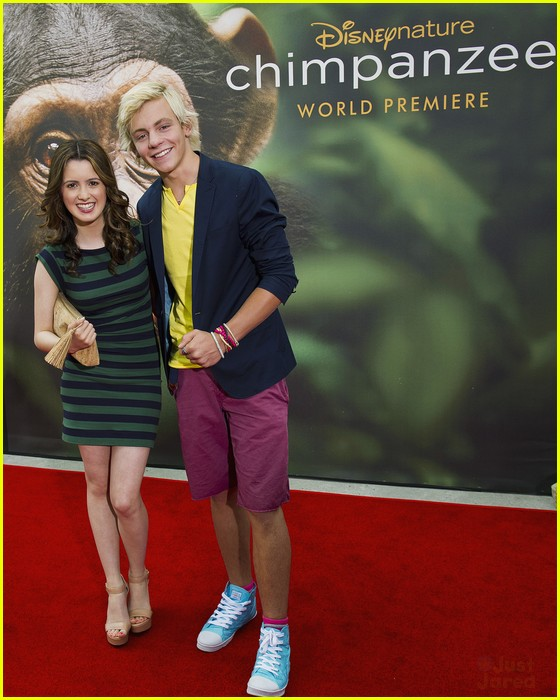 Ross Lynch Laura Marano