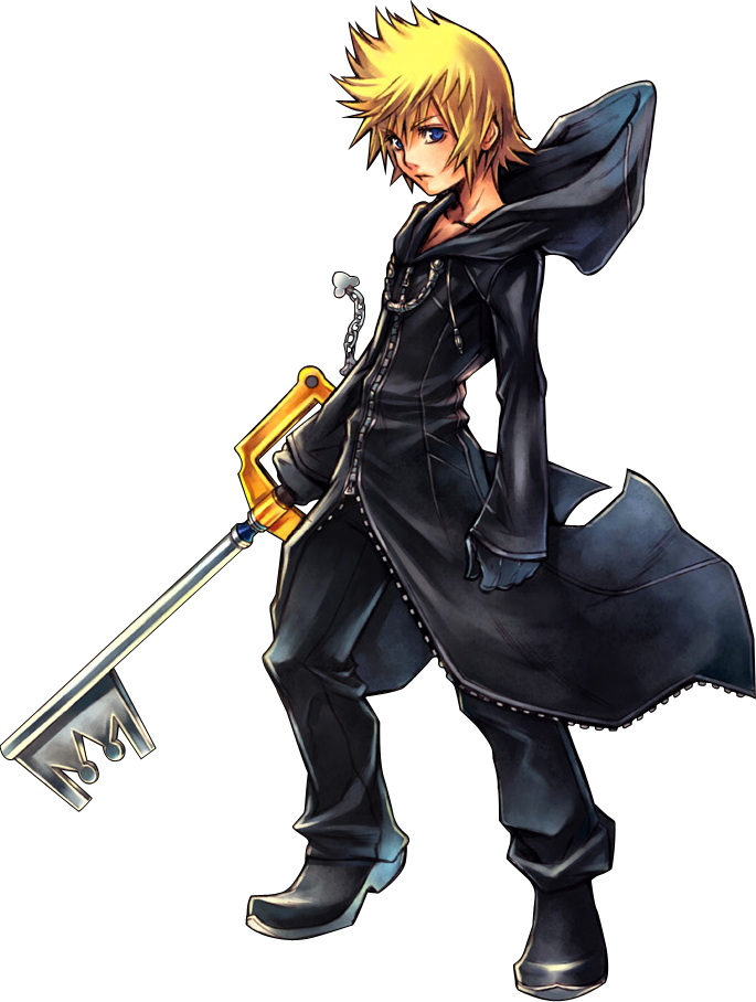 31 31 day 11011 top ten kingdom hearts characters will - Kingdom hearts roxas images ...