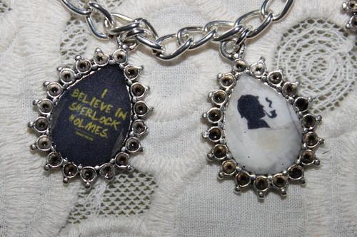 Sherlock Holmes wallpaper titled SHERLOCK HOLMES charm bracelet