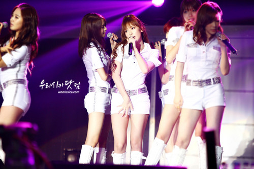 SNSD. 120702 @ K-POP Nation کنسرٹ in Macau 2012