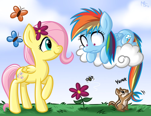 my little pony friendship is magic wallpaper with anime titled SO CUTE!