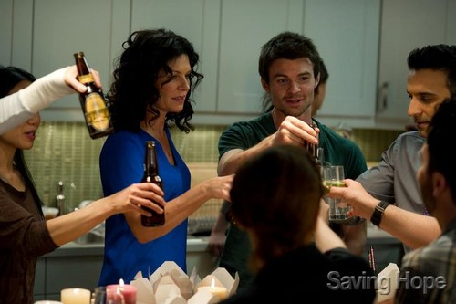 "Saving hope 1x05 ""Out of Sight"" Sneak Peek"