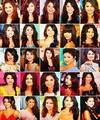 Selena Gomez in years