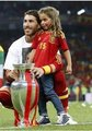 Sergio Ramos Euro 2012