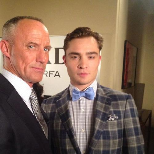 Set Photo- season 6 - ed-westwick Photo