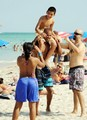 Shemar Moore Enjoys the Sun In Miami - shemar-moore photo