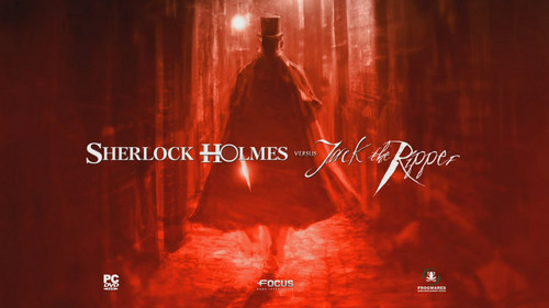 Sherlock Holmes wallpaper possibly containing a concert and a sunset entitled Sherlock Holmes Vs Jack The Ripper
