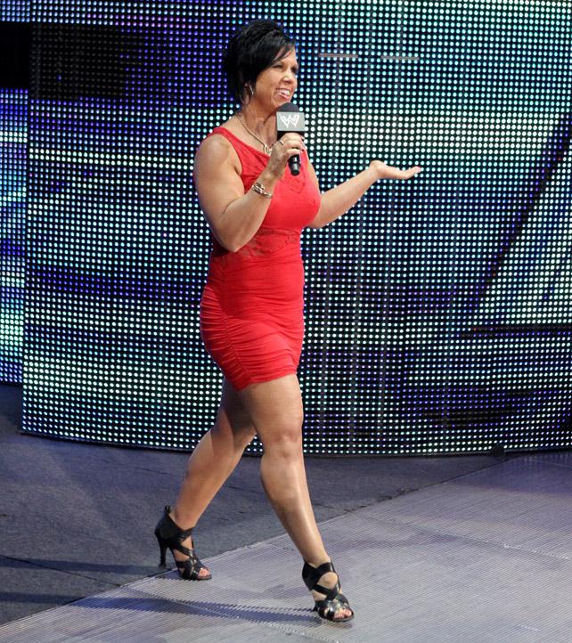 Vickie Guerrero Cougar