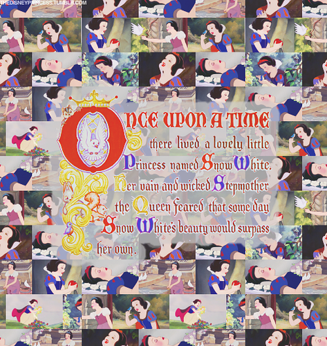 snow white quote quotes