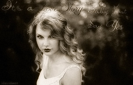 """Some Covers I Made For """"Love Story"""" and """"Love Story (Pop Mix)"""