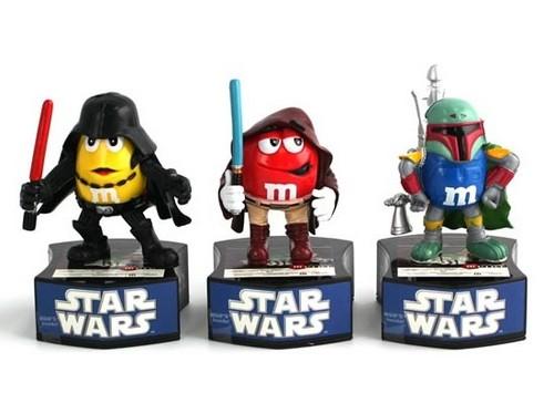 星, 星级 Wars M&Ms