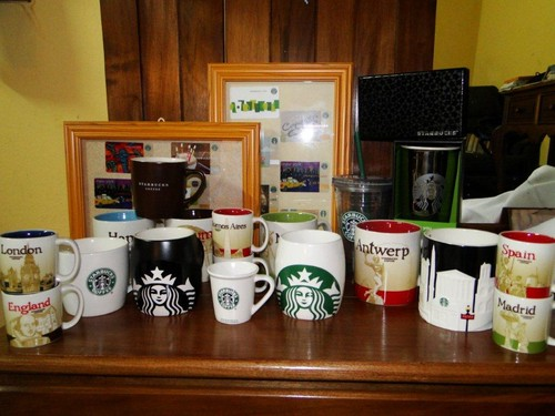 Starbucks collection - starbucks Photo