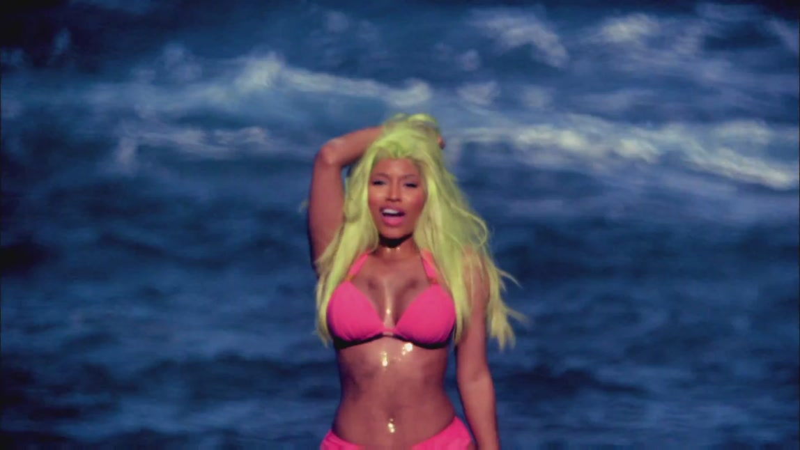 Ish pod: nicki minaj 'starships' [download] ish on demand.