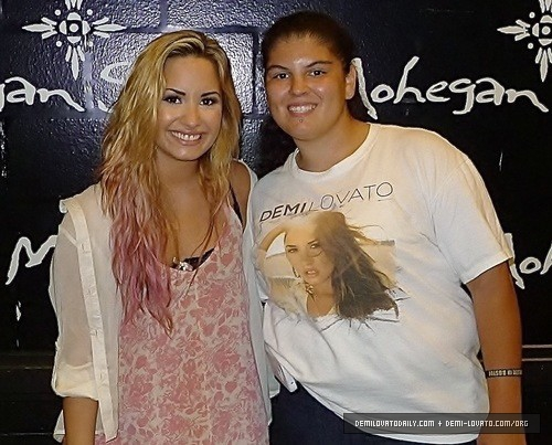 demi lovato meet and greet 2012 presidential election