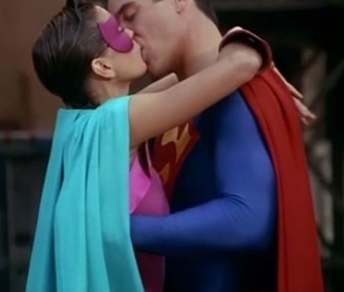 superman & Ultrawoman