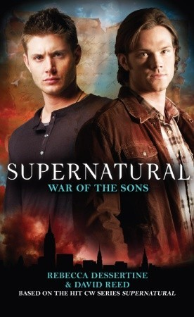 Books to Read wallpaper possibly with a portrait and anime titled Supernatural - 6. War of the Sons by Rebecca Dessertine