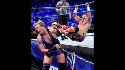 Swagger vs Tyson Kidd