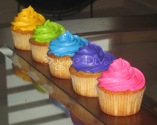 Sweet Cupcakes - Cupcake Gallery Photo (31365829) - Fanpop