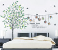 Sweet Home I Love You Photo Frame Wall Sticker - home-decorating photo