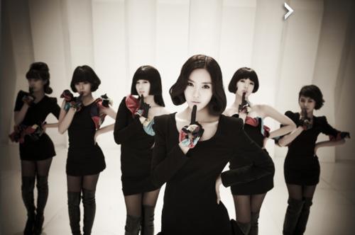 T-ara Abosolute First Album
