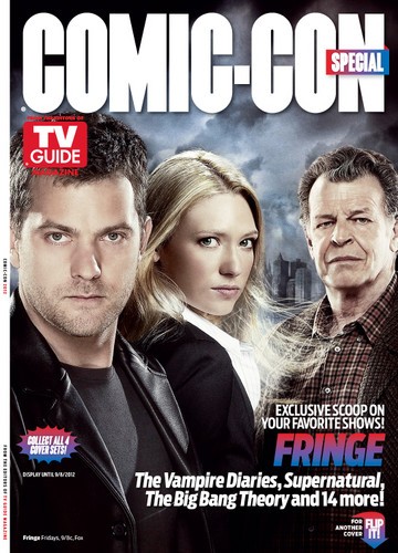 TV GUIDE COMIC-CON SPECIAL 2012