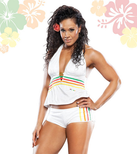 Tamina - wwe Photo