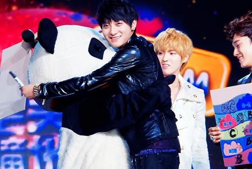 Tao + Panda <3