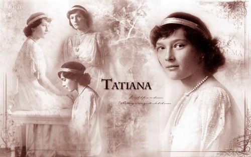 Tatiana 壁纸