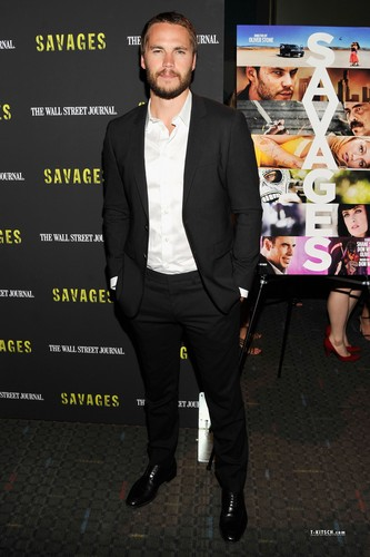 Taylor at Savages Premiere in NYC (June 27th, 2012)