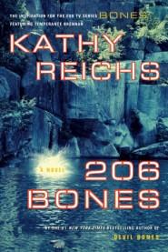Temperance Brennan series - 12. 206 bones por Kathy Reichs