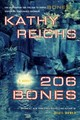 Temperance Brennan series - 12. 206 bones by Kathy Reichs - books-to-read photo