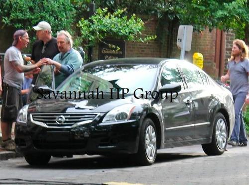 Alan Rickman karatasi la kupamba ukuta containing a sedan, a hatchback, and a hatchback called That wonderful