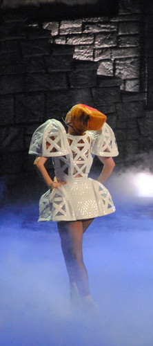 The Born This Way Ball in Melbourne