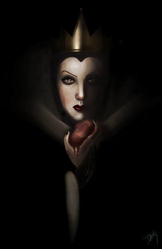 The Evil reyna