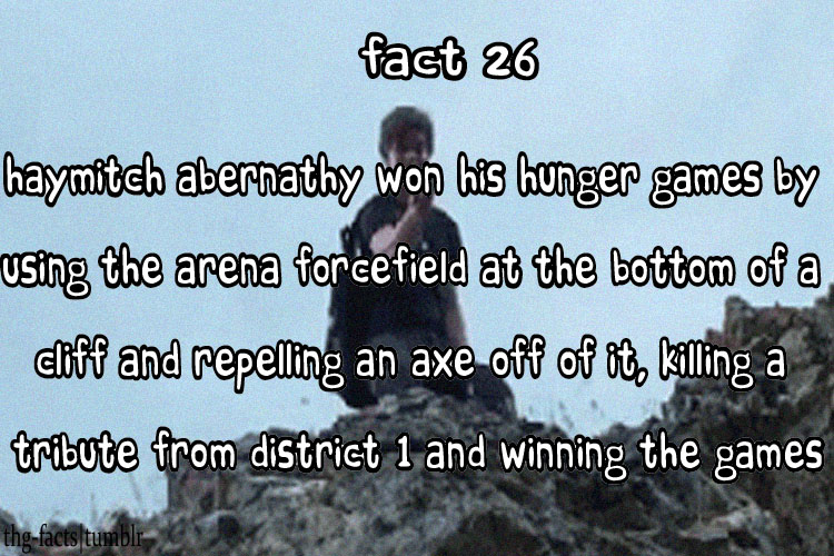 hunger games info The 75th hunger games tributes info - duration: 3:17 s9 winner shea coule.