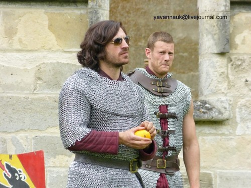 The Knights of Camelot Delish Spam
