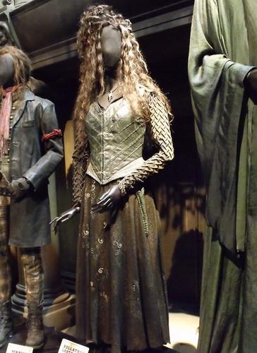 The Making of Harry Potter, Bellatrix Lestrange
