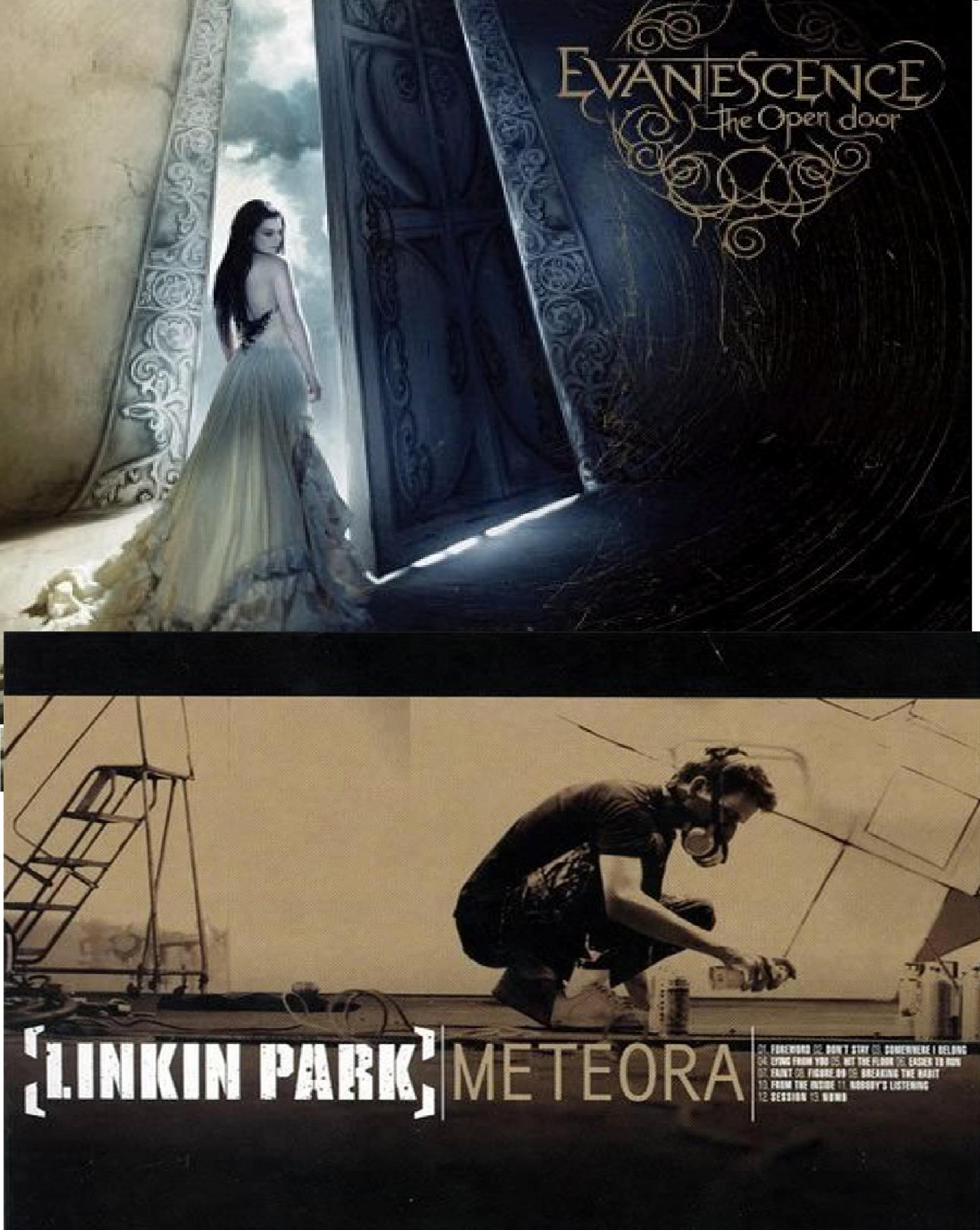 The Open Door Vs Meteora Which Album Do Ty Like Better