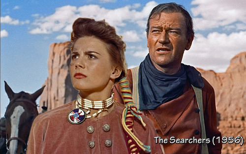 The Searchers 1956 - movies Wallpaper