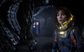 The TARDIS Materializes Behind Elizabeth Shaw!